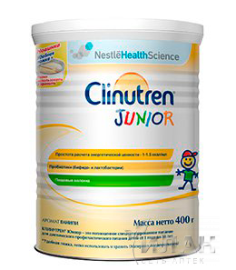 Клинутрен Юниор (Clinutren Junior)