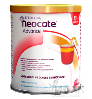 Неокейт Эдванс (Neocate Advance)