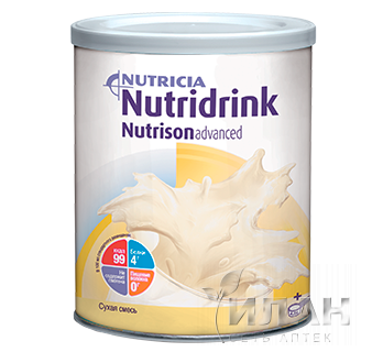 Нутризон Эдванст Нутридринк (Nutrison Advanced Nutridrink)